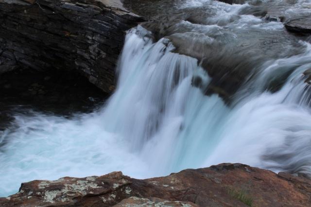 Sheep River Falls Sept 2015